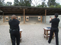 fire arms training